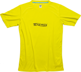 Camiseta Butterfly Tenergy
