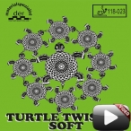 Goma Der-Materialspezialist TURTLE TWISTER SOFT