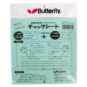 Hoja Adhesiva Butterfly Chack Sheet