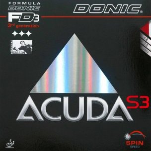 Goma Donic Acuda S3