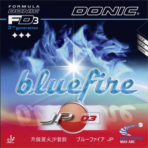 Goma Donic Bluefire JP 03