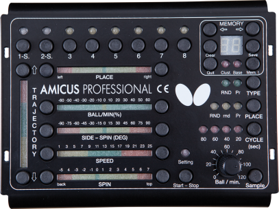 Robot Butterfly Amicus Professional