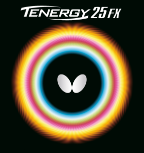 Goma Butterfly Tenergy 25 FX