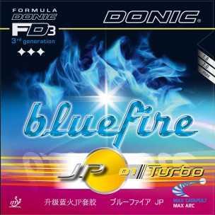 Goma Donic Bluefire JP 01 Turbo