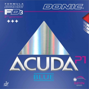 Goma Donic Acuda Blue P1