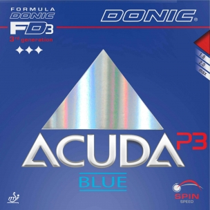 Goma Donic Acuda Blue P3