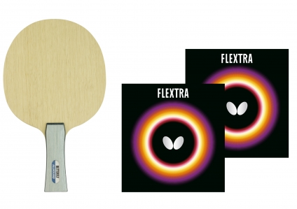 Pala de Ping Pong Butterfly Allround