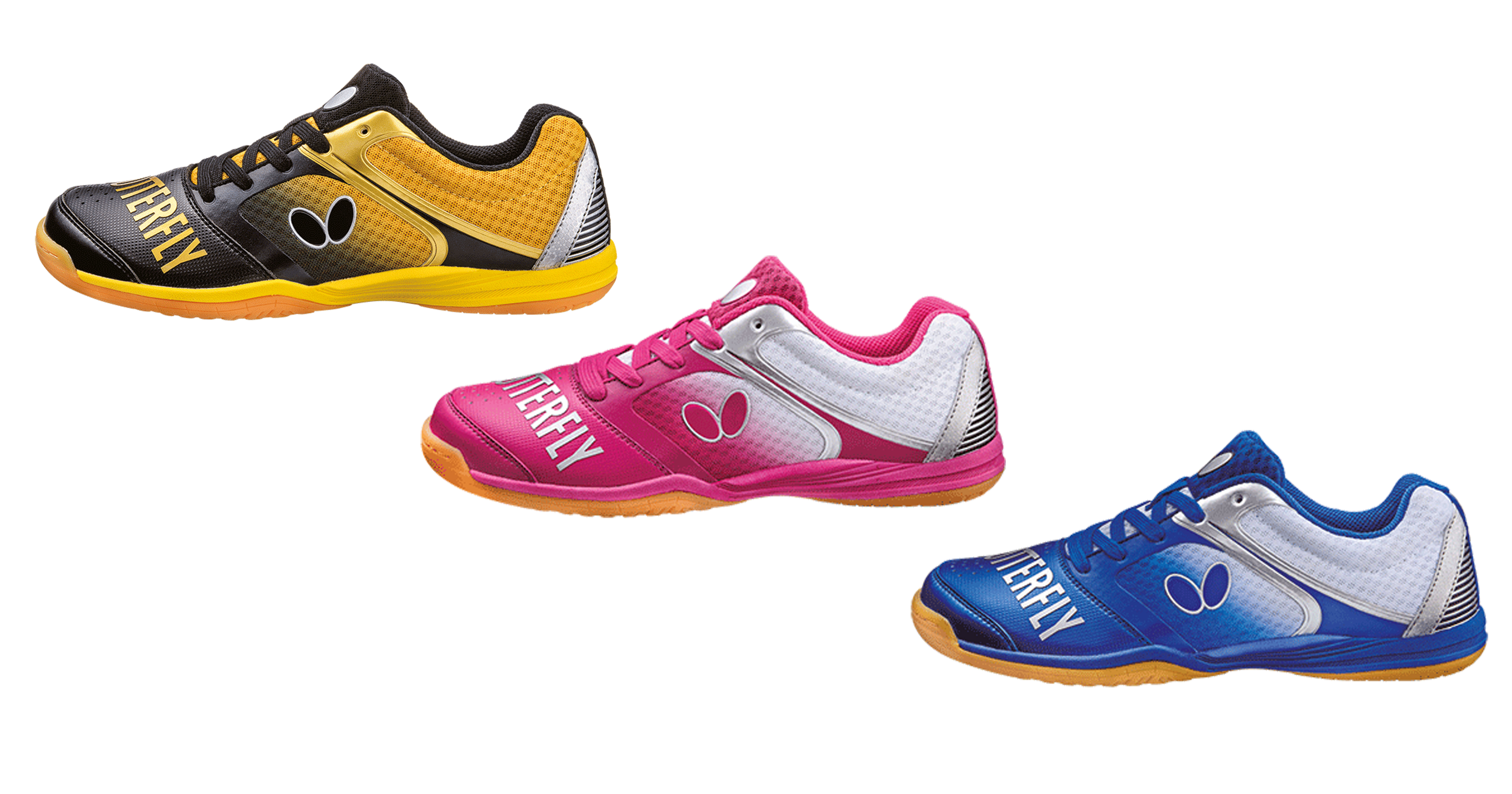 Zapatillas Butterfly Lezoline Groovy ya disponibles.