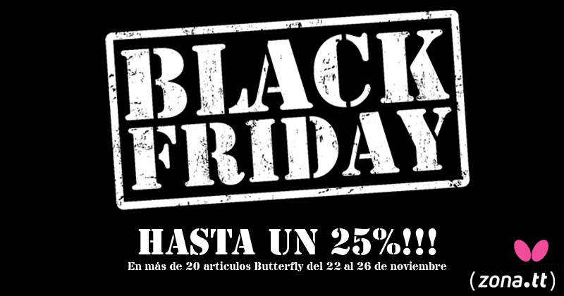 Black Friday en Zona TT